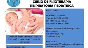 Curso de Fisioterapia Respiratoria