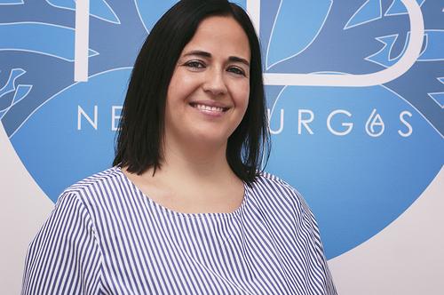 5. SANDRA QUINTANA CASEIRO COORDINADORA MASTER GESTION SANITARIA